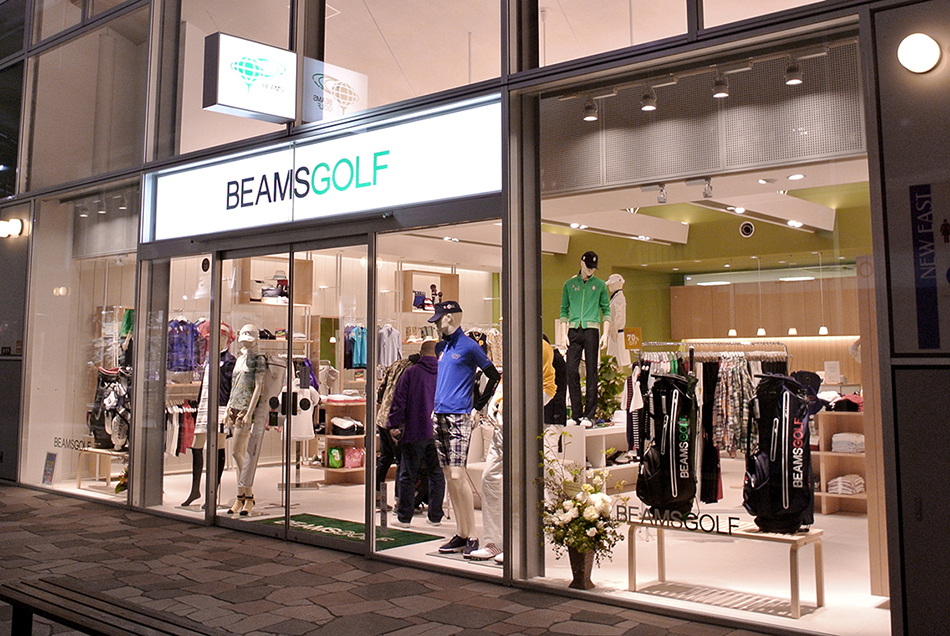 BEAMS GOLF 軽井沢