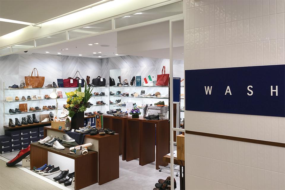 WASH 池袋パルコ4F店