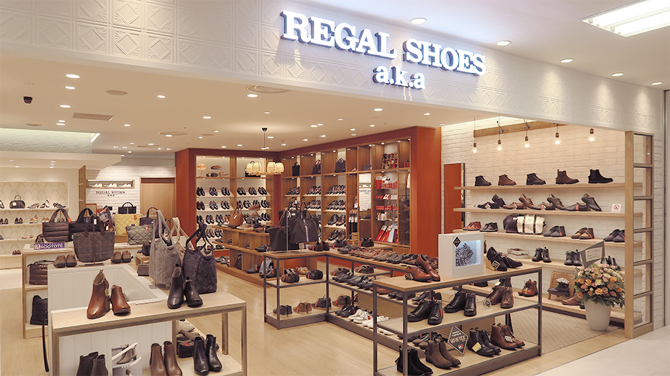 REGAL SHOES a.k.a サンピアザ新札幌店