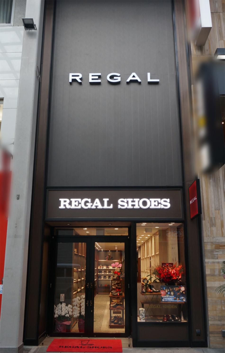 REGAL SHOES 広島金座街店