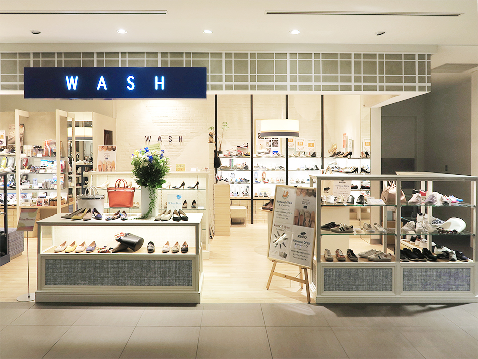 WASH ルクア店