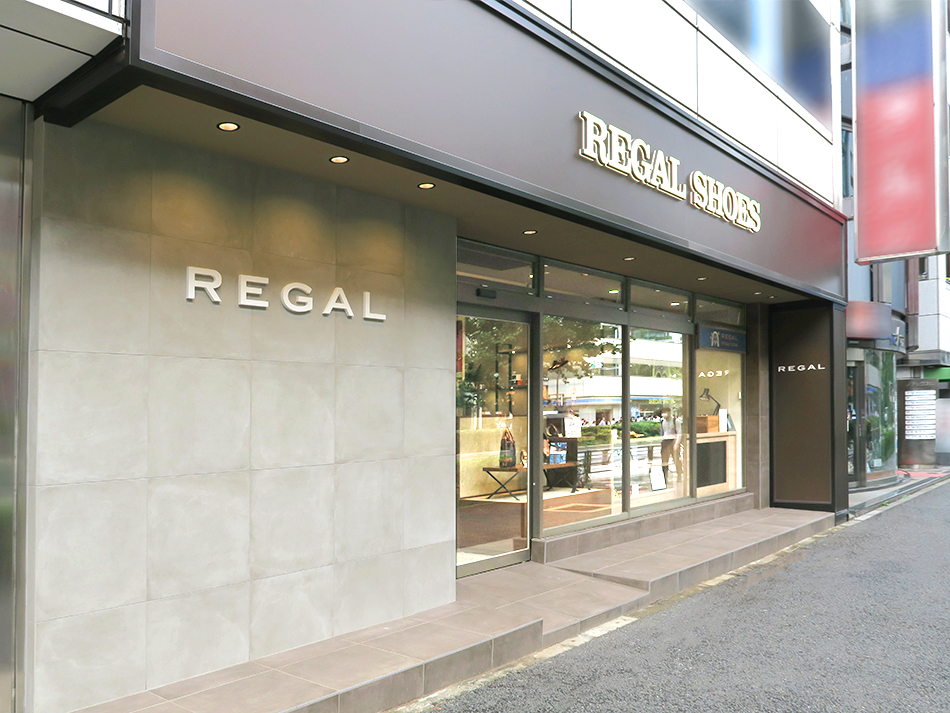 REGAL SHOES 新橋店