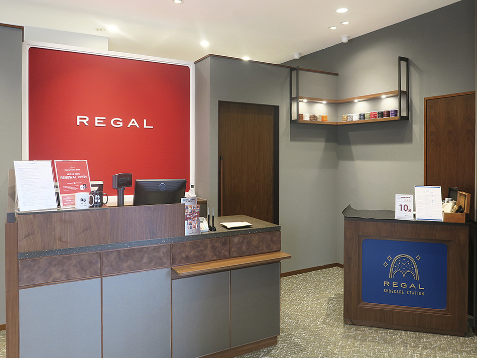 REGAL SHOES 盛岡店