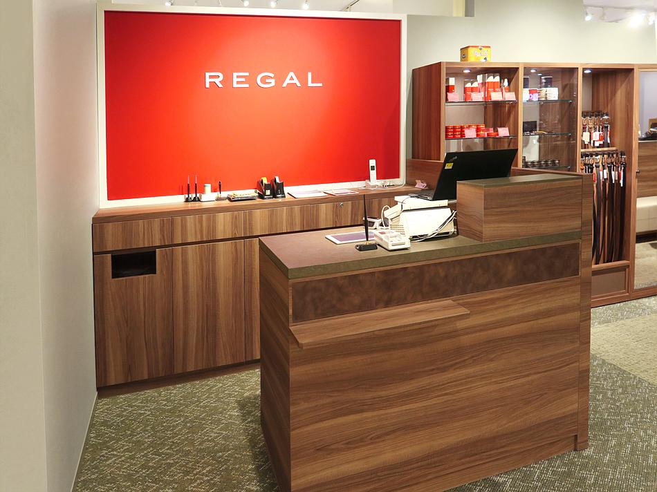 REGAL SHOES 新浦安店